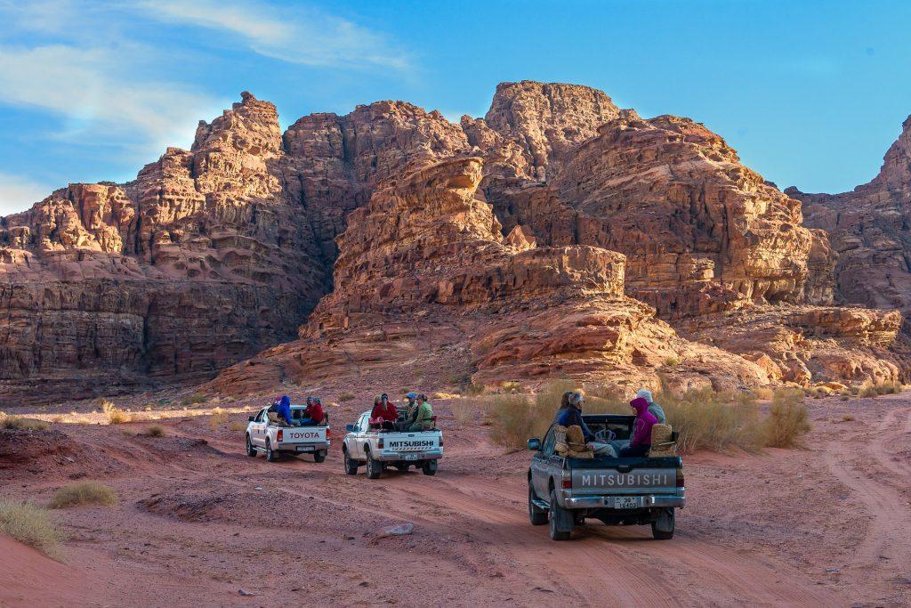 Quel est le meilleur moment pour  visiter la Jordanie ? et Petra ?