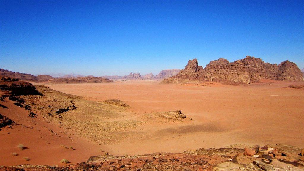 Quel est le climat dans le nord de la Jordanie ?